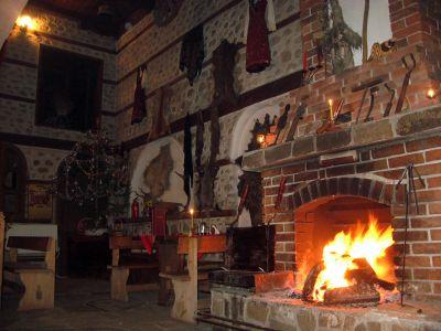Механа - Комплекс Старата Тонина къща - Добринище, Банско, Разлог
