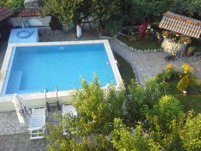 Лятна градина - Комплекс Старата Тонина къща - Добринище, Банско, Разлог